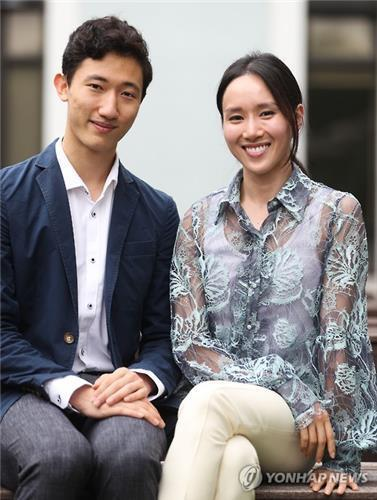 (Yonhap Interview) Two outstanding dancers preach ballet's beauty and fun