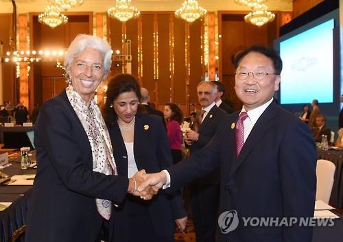IMF revises up S. Korea's 2017 growth forecast