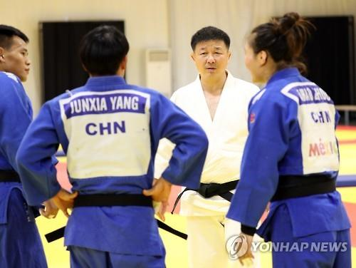 (Yonhap Interview) S. Korean-born coach hoping to lead China judo to unprecedented heights