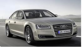 Audi to recall over 1,500 A8 cars for coolant leak