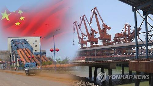 China's imports from N. Korea tumble in Q1