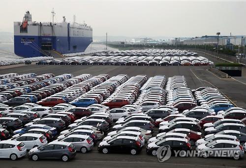 Auto exports to U.S., Saudi Arabia dip; Australia emerges as No. 2 auto market