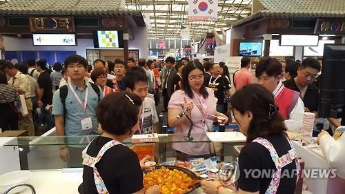 Exports of hallyu-related goods surge: data