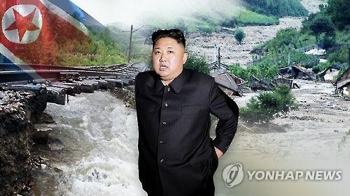N.K. leader may visit flood-hit areas only after recovery wraps up: Seoul