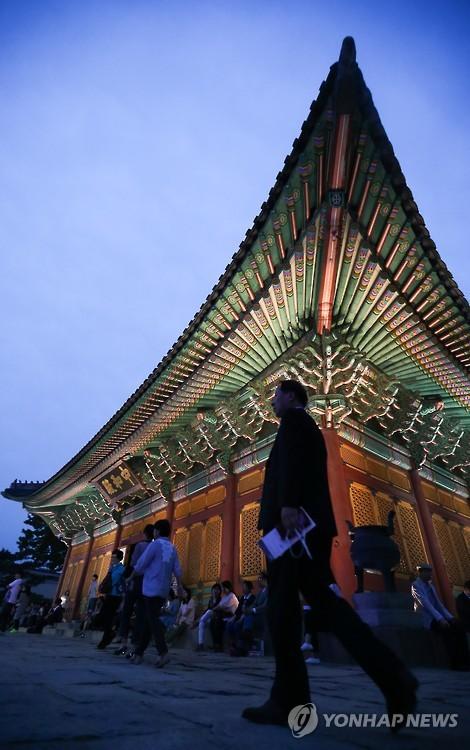 Seoul's Jeongdong favorite of 10 'heritage night' programs