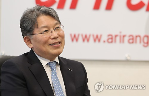 (Yonhap Interview) Arirang TV starts 24-hr broadcast in Britain: CEO