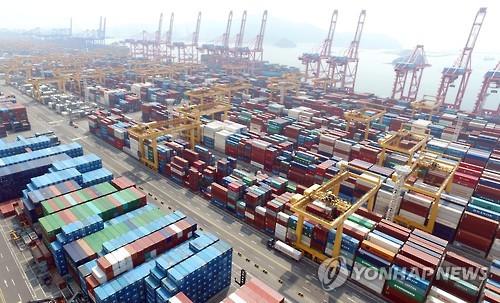 S. Korea to pour 14.7 tln won to improve seaports by 2020