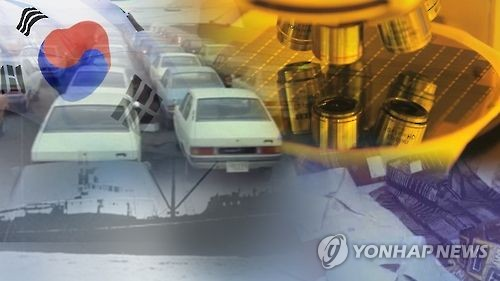 (LEAD) S. Korea's industrial output gains 2.3 pct on-yr in Aug.