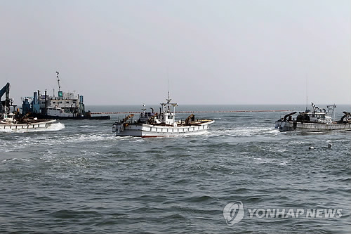 S. Korea to expand fishing zone, hours to deter illegal Chinese fishing