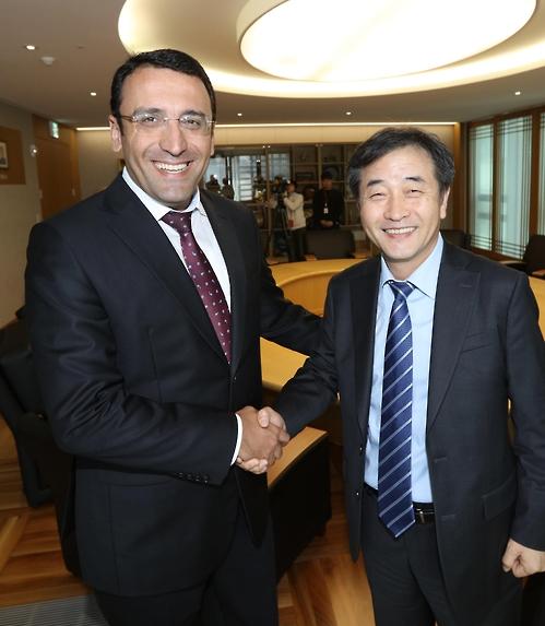 Azerbaijan ambassador stresses need for expanded news partnership with Yonhap