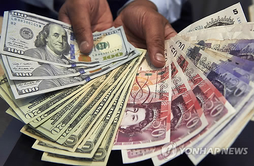 Banks' daily FX turnover down 5.5 pct in Q3
