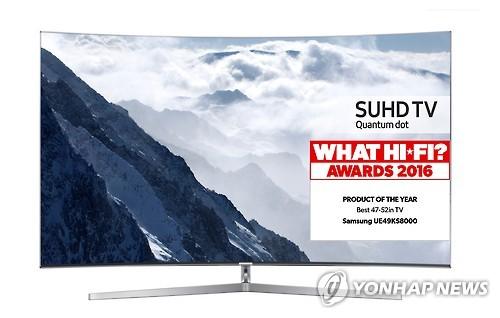 Samsung tops U.S. TV online market: data