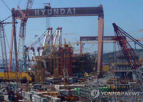 (LEAD) Higher oil prices stoke hope for Korean shipbuilders