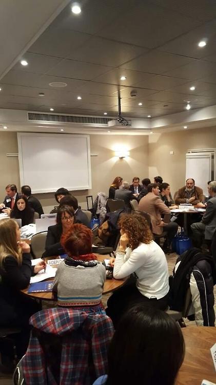 S. Koreans, Italians discuss biz cooperation in Milan