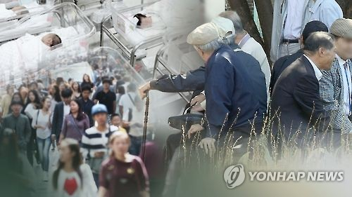 Life expectancy of S. Koreans edges up to 82.1 yrs in 2015