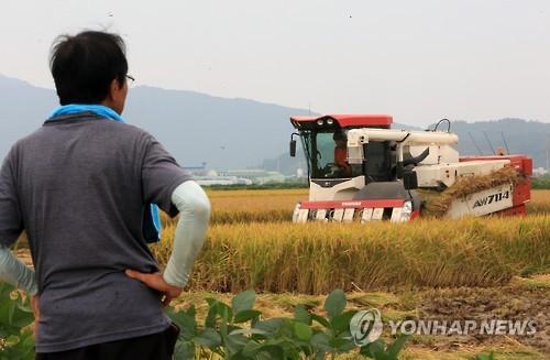S. Korea to reduce rice paddies in 2017
