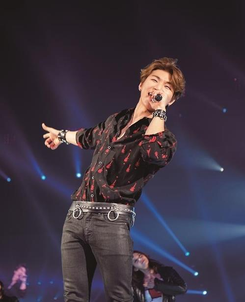 Daesung of BigBang to hold first solo dome tour in Japan