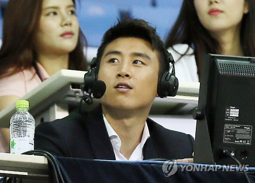 (Yonhap Feature) Non-player football commentators looking to survive