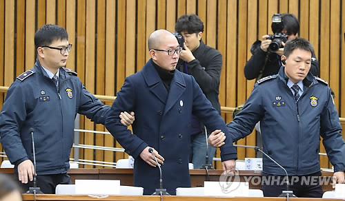 (4th LD) Lawmakers quiz former Park aide, key influence-peddling suspects