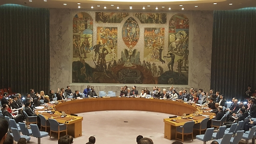 U.N. Security Council discusses N.K. human rights issue for three consecutive years