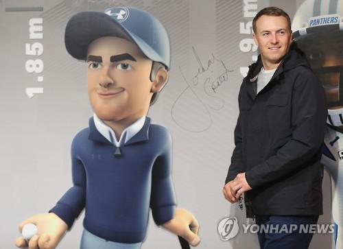 World No. 5 golfer shares wisdom with S. Korean juniors