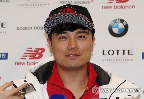 Rangers' Choo Shin-soo dropped from nat'l team amid injury concerns