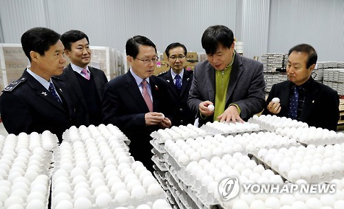 Eggs imported from U.S. set to hit shelves