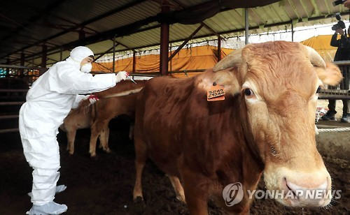 Startup eyes supply of homegrown FMD vaccine next year