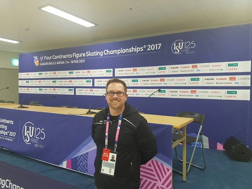 (Yonhap Interview) Ice technician vows to provide best stage for skaters at PyeongChang Olympics