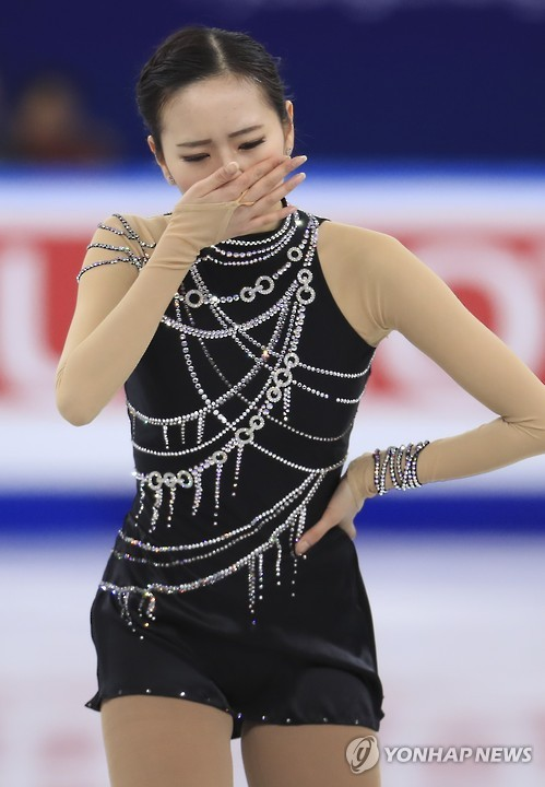 S. Korean figure skater withdraws from Four Continents with injury