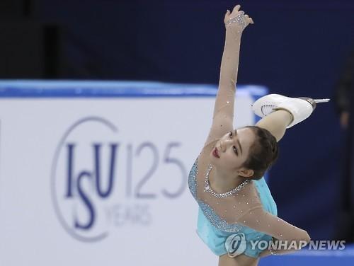 S. Korean figure skater calls Four Continents 'unforgettable'