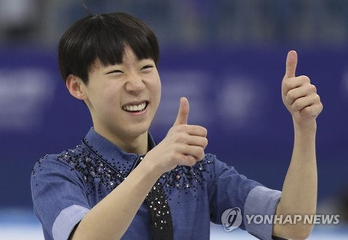 S. Korean male figure skaters to take everything learned from Four Continents