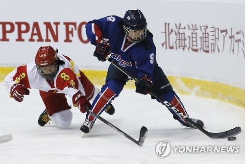 (Yonhap Feature) Amid naturalization rush, homegrown hockey players step up