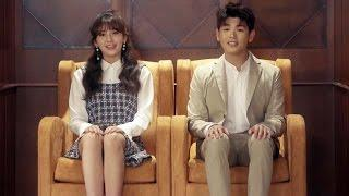Eric Nam and Somi wish their collaboration new spring anthem
