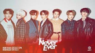 GOT7 releases teaser video for 'Never Ever' MV