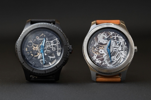 Samsung Electronics joins Swiss watch exhibition