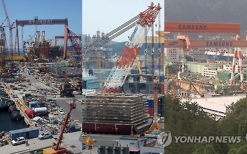 Major shipyards vow to continue cost-cutting measures, boost profitability