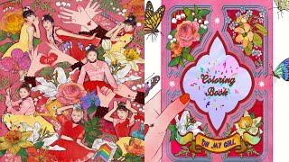 Oh My Girl unveils teaser for 'Coloring Book'