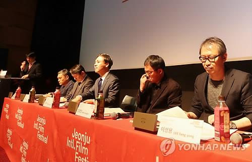 (LEAD) 2017 Jeonju film festival's line-up announced