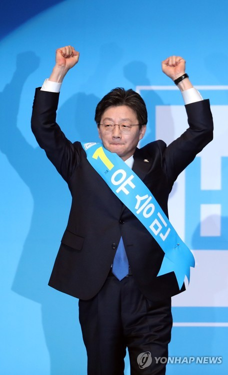 (5th LD) Park's ex-aide wins presidential nomination of conservative party