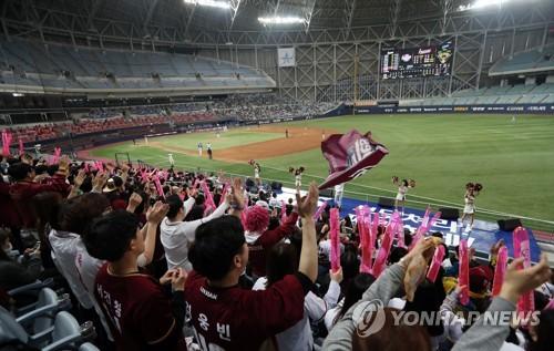 Baseball league eyes attendance record
