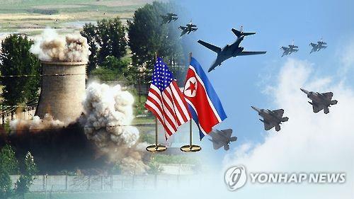 (LEAD) N.K. warns of pre-emptive attacks against U.S.