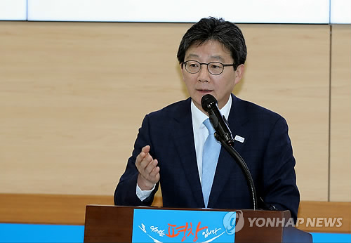 Yoo vows support for successful hosting of PyeongChang Olympics