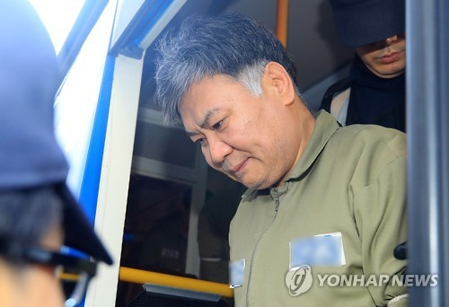 (LEAD) Chinese man gets 30 years for murdering Korean woman in Jeju