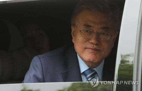 (News Focus) Moon's election reflects desire to purge old evils, change gov't