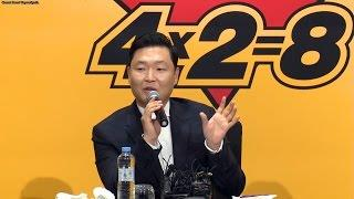 Psy says he put real Psy in new album rather than old Psy