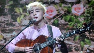 Roy Kim performs new single 'Suddenly'