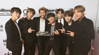 BTS wins 'Top Social Artist' at Billboard Awards