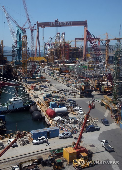 Spun-off Hyundai Heavy unit aims to become world's top 5 construction equipment maker