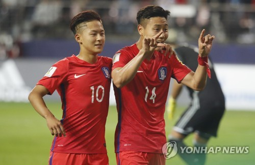(U20 World Cup) S. Korean midfielder puts team first ahead of personal glory